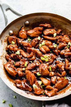 Best Bourbon Chicken | The Recipe Critic