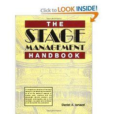 The Stage Management Handbook: Daniel Ionazzi: 9781558702356: Amazon.com: Books