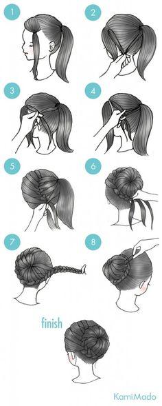 Hair Haare - Frisuren