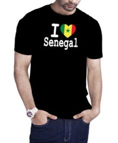 Gambia Men's Classic Flag Tee Ssnx24