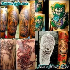 Rotten Apple Arts