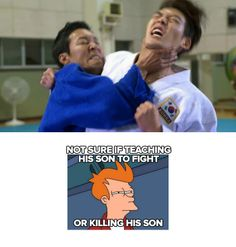 The Heirs Young Do and his abusive father
