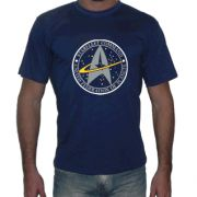 Camiseta Starfleet Command  - FICTION CORPORATION