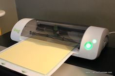 Interested in digital die-cutting? The Cricut Mini is small and lightweight and uses free software. No cartridges necessary! Read the full review with video by clicking through.