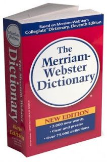 Stand Back! This is a dictionary and I know how to use it!!!!!! LOL