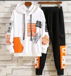 ://lztees.com/product/fashion-men-set-elastic-waist-trousers-and-long-sleeve-pullover-hoodie-japan-style-casual-autumn-winter-street-wear-men-clothing-sets/ Nasa Clothes, Korean Fashion, Mens Fashion, Lazy Day Outfits, Japan Fashion, Man Set, Outfit Sets, Ideias Fashion, Street Wear