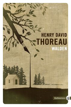 Walden – Henry David Thoreau