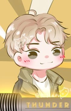Chen Kpop Exo, Exo Ot12, Chanyeol, Exo Cartoon, Exo Anime, Exo Fan Art, Exo Lockscreen, Kim Minseok, Xiuchen