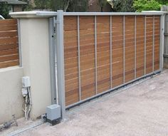 Why Choose Automatic Sliding Gates for Your Home - http://www.kravelv.com/why-choose-automatic-sliding-gates-for-your-home/