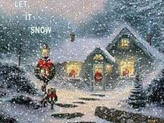 Let it Snow! Let it Snow! Let it Snow! - Dean Martin