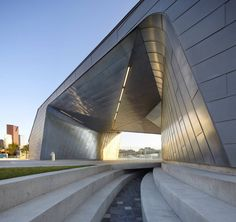 Sherbourne Common Pavilion by Teeple Architects, Toronto, ON, Canada