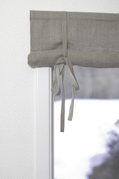 My Old Blue Suitcase: ..DIY curtains