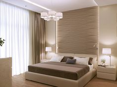 5 Certain Clever Ideas: Minimalist Bedroom Curtains Window Treatments minimalist bedroom bed bedside tables.Minimalist Bedroom Diy Fairy Lights minimalist home office natural light. Modern Luxury Bedroom, Luxury Bedroom Design, Bedroom Bed Design, Luxurious Bedrooms, Home Decor Bedroom, Bedroom Curtains, Bedroom Wall, Bedroom Storage, Minimalist Home Furniture