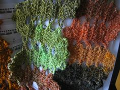 bruges lace by AliceBKnittin, via Flickr
