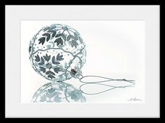 First Day of Snow by Mieko on Etsy