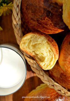 Opowieści z piekarnika: Mleczne bułki