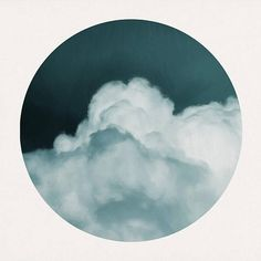 Instant Download Clouds Print