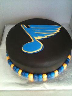 St. Louis Blues Hockey Puck!
