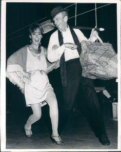 Petula Clark & Fred Astaire