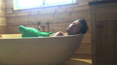 Misha Collins ALS ice bucket challenge Supernatural Sam Dean, Dean Castiel, Supernatural Fandom, Supernatural Impala, Jensen And Misha, Jensen Ackles, Bobby, Winchester Boys, Geek Out