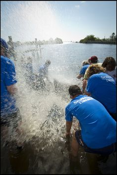 WKMG-SeaWorld Orlando's Animal Rescue Team Returns Manatee Kahula
