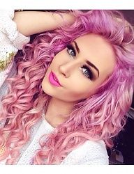 pastel hair gels | #beauty #hairstyle | bvd