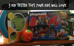 3 Kid-Tested, Kid-Approved Toys Your Kids Will Love 3 Kids, Children, Love Mom, Just Kidding, Christmas Shopping, Best Games, Kid Stuff, Kids Toys, Jade
