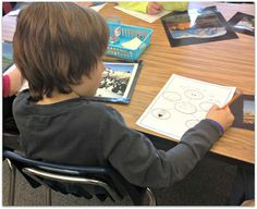 3rd Grade Thoughts: Using Old Calendars to Practice Descriptive Writing