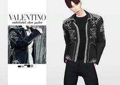 Valentino Embellished Shirt Jacket• New mesh / EA mesh edit • Category: top (men) • Age: teen / young adult / adult / elder • 6 swatches Download: SimFileShare | Dropbox