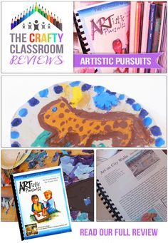 The Crafty Classroom Reviews: Artistic Pursuits