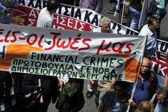 Apagón informativo en Grecia por huelga de periodistas.