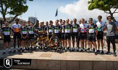Dimension Data in Capetown (Photo: Media - PezCycling News)