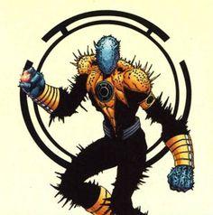 Sinestro Corps Scivor