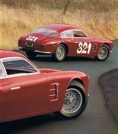 1954 Maserati A6G/542000 Zagato Coupe