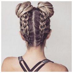 hairstyle,braids