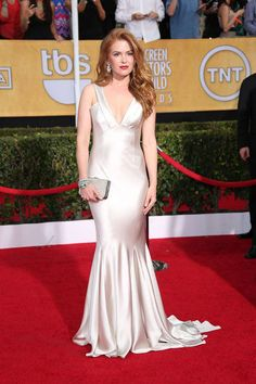 Isla Fisher at the 20th Annual Screen Actors Guild Awards