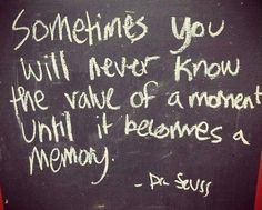 Let your family caregiver or aging loved one know how much they mean to you. Transform a moment into a memory for them.