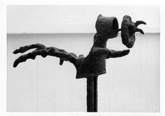 Fundació Joan Miró. Anys 1975-1976 Foto: Daniel García Ferrer