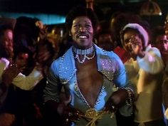 Disco Godfather (1979) - Rudy Ray Moore, / Disco Godfather could very well qualify Rudy Ray Moore as the Ed Wood of the 1970s. It is a movie so bad – badly filmed, badly acted, and badly edited – that it reaches a Platonic ideal of badness, which of course turns the film into some kind of twisted masterpiece of cheese cinema.