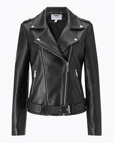 Premium Leather Jacket | Jigsaw