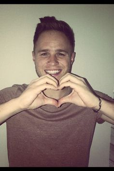 Olly Murs. Love you to :D