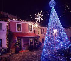 Natale a Borgo San Giuliano, Rimini - Instagram by assaggidivini