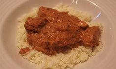 Slow Cooker Butter Chicken | Slender Kitchen
