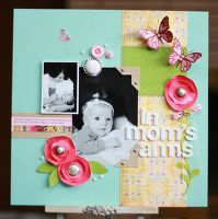 A Project by PickleballChamp from our Scrapbooking Gallery originally submitted 03/10/09 at 12:17 PM