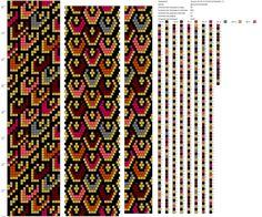 Схемы на 18-22 бисерины – 168 photos | VK