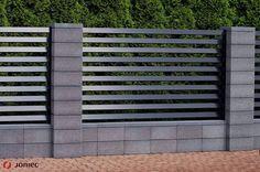House Fence Design, Modern Fence Design, Front Yard Design, Front Yard Fence, Front Gates, Diy Fence, Backyard Garden Design, Tor Design, Garden Fence Panels