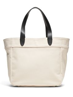 Banana Republic Womens Canvas Tote Natural Size One Honeymoon Outfits, Sale Items, Cotton Canvas, Banana Republic, Shopping Bag, Tote Bag, Totes, Leather, Bags