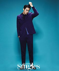 Seulong - Singles Magazine June Issue '15