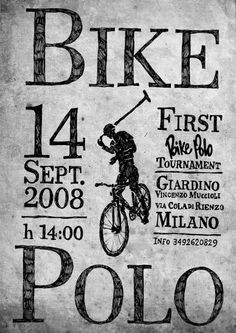 bike polo events