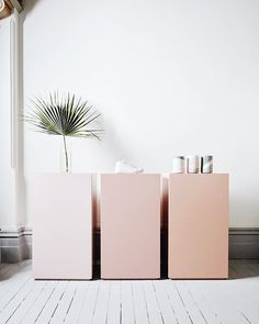 #Pink has been having a huge moment in fashion and interior decor. From Pantone's soft pinks like #rose Quartz to bright pinks like Cerise. Bold bright pinks have a way of bringing new energy and life to a space.